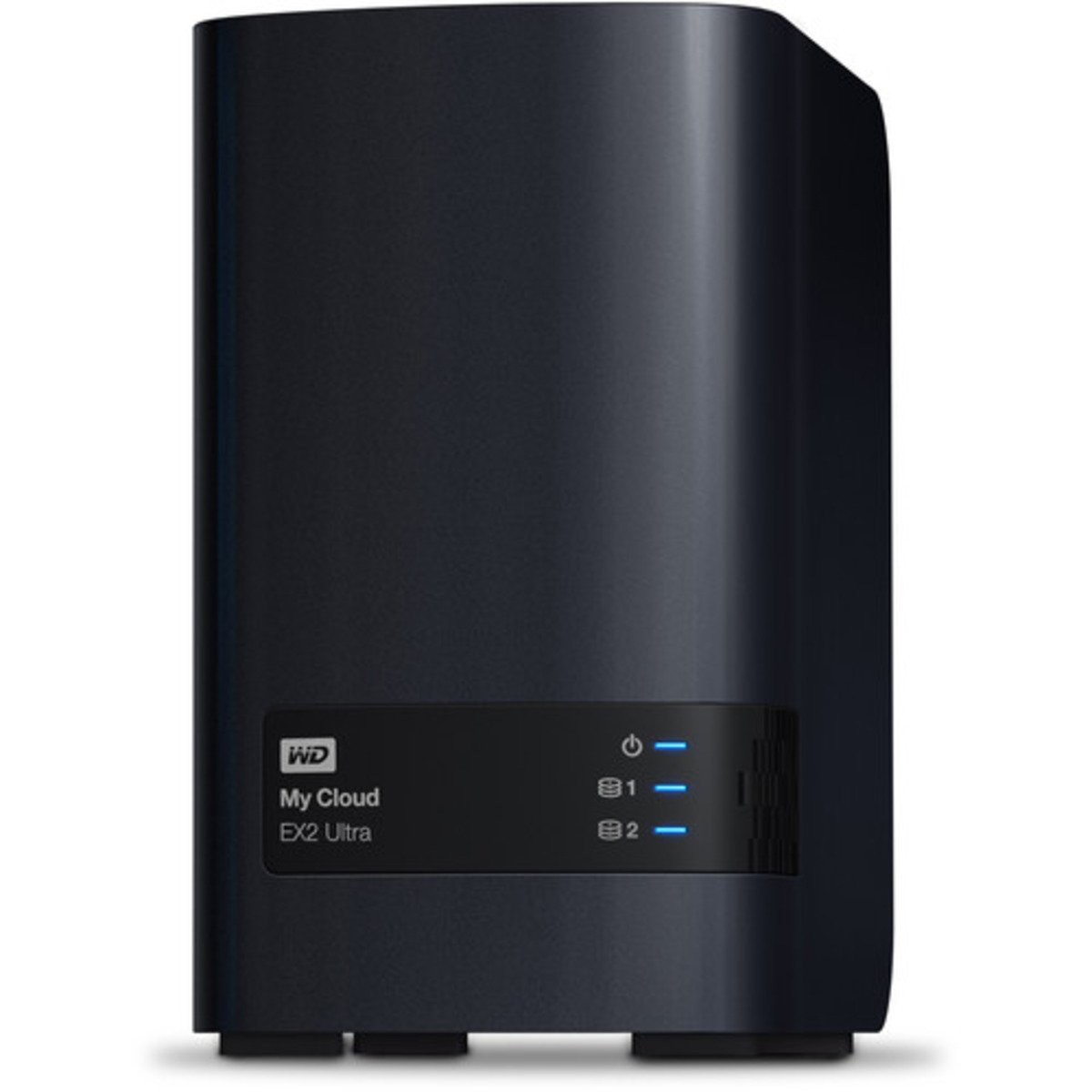 buy $382 Western Digital My Cloud EX2 Ultra 8tb Desktop NAS - Network Attached Storage Device 2x4000gb Western Digital Blue WD40EZRZ 3.5 5400rpm SATA 6Gb/s HDD CONSUMER Class Drives Installed - Burn-In Tested - nas headquarters buy network attached storage server device das new sale raid-5 free shipping usa My Cloud EX2 Ultra