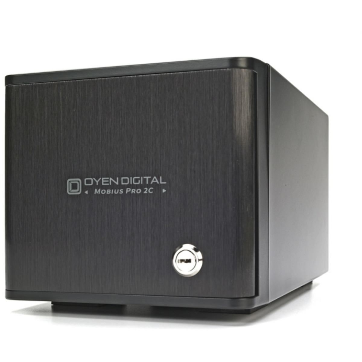 buy $512 OYEN Mobius Pro 2C 2-Bay USB-C RAID 8tb Desktop DAS - Direct Attached Storage Device 2x4000gb Seagate IronWolf Pro ST4000NE001 3.5 7200rpm SATA 6Gb/s HDD NAS Class Drives Installed - Burn-In Tested - nas headquarters buy network attached storage server device das new raid-5 free shipping usa holiday new year clearance sale Mobius Pro 2C 2-Bay USB-C RAID