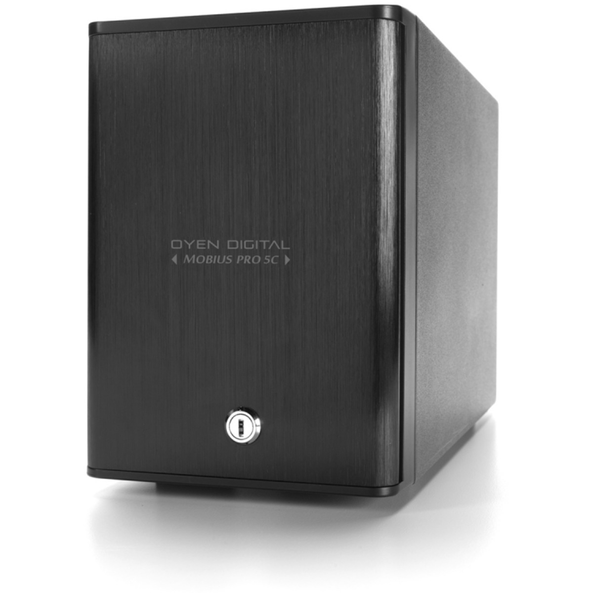 buy $3168 OYEN Mobius Pro 5C 5-Bay USB-C SoftRAID 70tb Desktop DAS - Direct Attached Storage Device 5x14000gb Western Digital Red Pro WD141KFGX 3.5 7200rpm SATA 6Gb/s HDD NAS Class Drives Installed - Burn-In Tested - nas headquarters buy network attached storage server device das new raid-5 free shipping usa holiday new year clearance sale Mobius Pro 5C 5-Bay USB-C SoftRAID