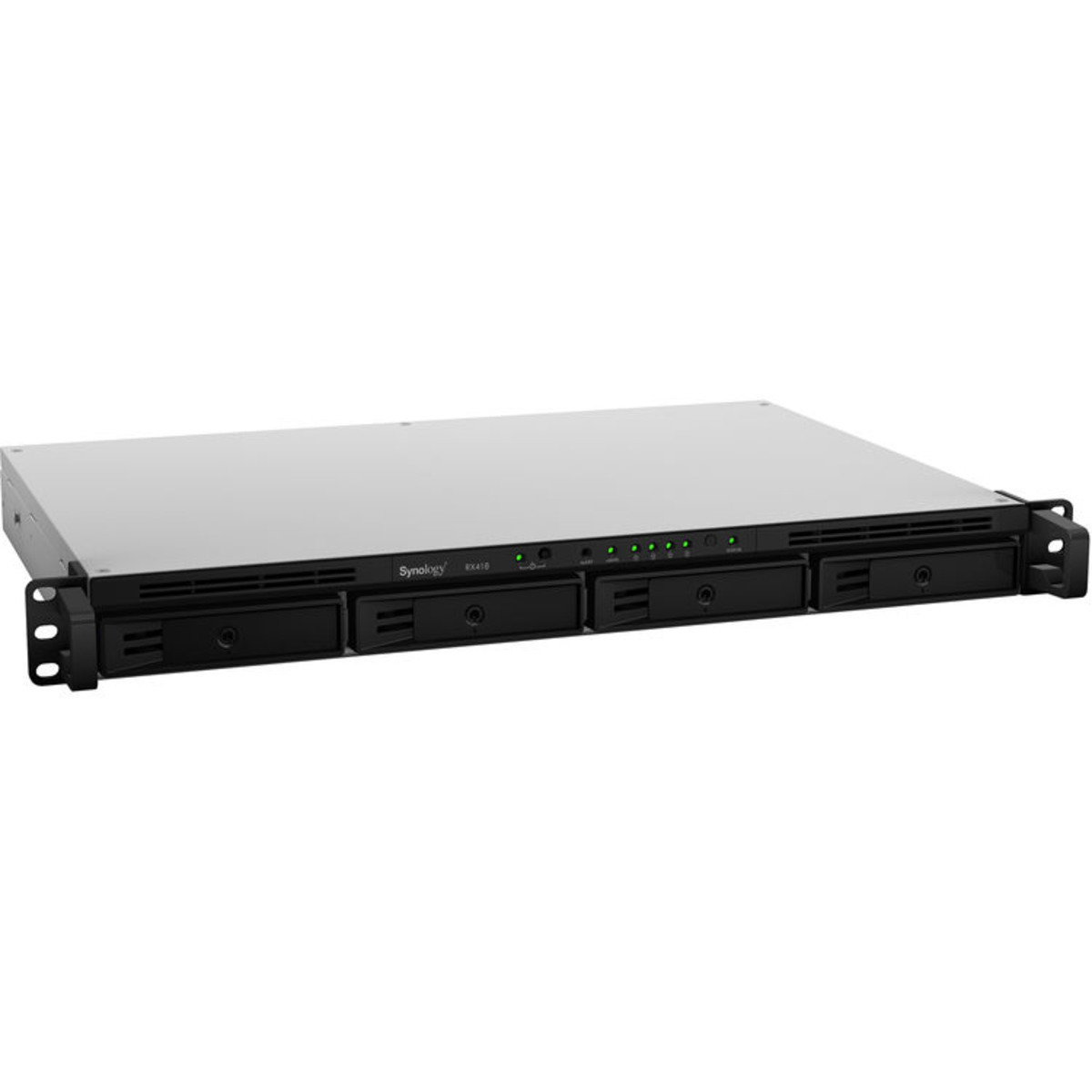 buy $2174 Synology RX418 48tb RackMount Expansion Enclosure 4x12000gb Seagate IronWolf ST12000VN0008 3.5 7200rpm SATA 6Gb/s HDD NAS Class Drives Installed - Burn-In Tested - nas headquarters buy network attached storage server device das new raid-5 free shipping usa holiday new year clearance sale RX418