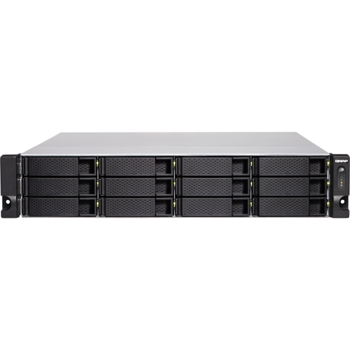 buy $5352 QNAP TS-1283XU-RP 36tb RackMount NAS - Network Attached Storage Device 12x3000gb Toshiba Desktop Series DT01ACA300 3.5 7200rpm SATA 6Gb/s HDD CONSUMER Class Drives Installed - Burn-In Tested - nas headquarters buy network attached storage server device das new raid-5 free shipping usa holiday new year clearance sale TS-1283XU-RP