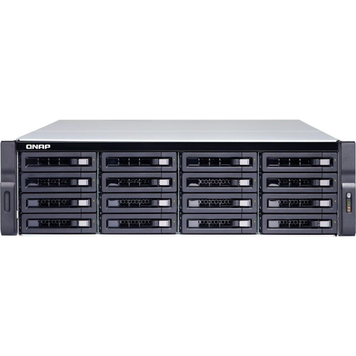 buy $6164 QNAP TS-1683XU-RP 48tb RackMount NAS - Network Attached Storage Device 16x3000gb Toshiba Desktop Series DT01ACA300 3.5 7200rpm SATA 6Gb/s HDD CONSUMER Class Drives Installed - Burn-In Tested - nas headquarters buy network attached storage server device das new raid-5 free shipping usa spring inventory clearance sale happening now TS-1683XU-RP