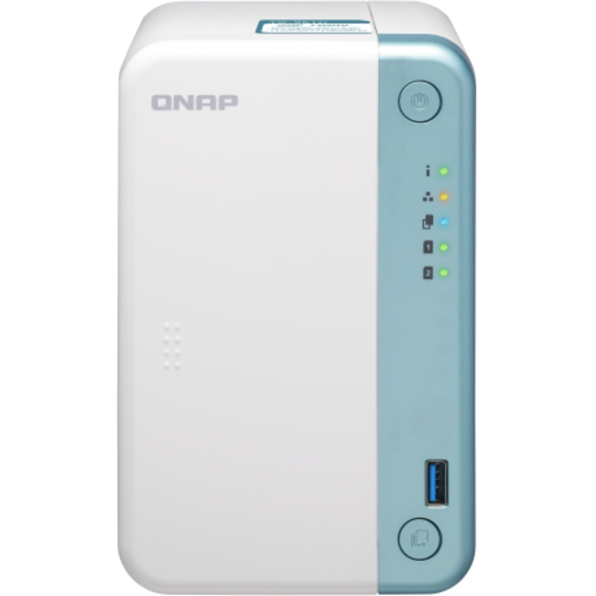 buy $1431 QNAP TS-251D 28tb Desktop NAS - Network Attached Storage Device 2x14000gb Western Digital Red WD140EFFX 3.5 7200rpm SATA 6Gb/s HDD NAS Class Drives Installed - Burn-In Tested - nas headquarters buy network attached storage server device das new raid-5 free shipping usa inventory clearance sale happening now TS-251D