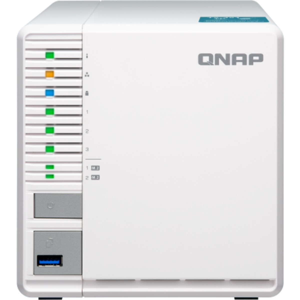 buy $1059 QNAP TS-351 18tb Desktop NAS - Network Attached Storage Device 3x6000gb Seagate IronWolf Pro ST6000NE0023 3.5 7200rpm SATA 6Gb/s HDD NAS Class Drives Installed - Burn-In Tested - nas headquarters buy network attached storage server device das new sale raid-5 free shipping usa TS-351