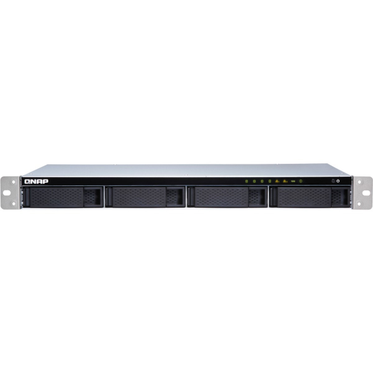 buy $1527 QNAP TS-431XeU 24tb RackMount NAS - Network Attached Storage Device 4x6000gb Western Digital Gold WD6003FRYZ 3.5 7200rpm SATA 6Gb/s HDD ENTERPRISE Class Drives Installed - Burn-In Tested - nas headquarters buy network attached storage server device das new raid-5 free shipping usa spring inventory clearance sale happening now TS-431XeU