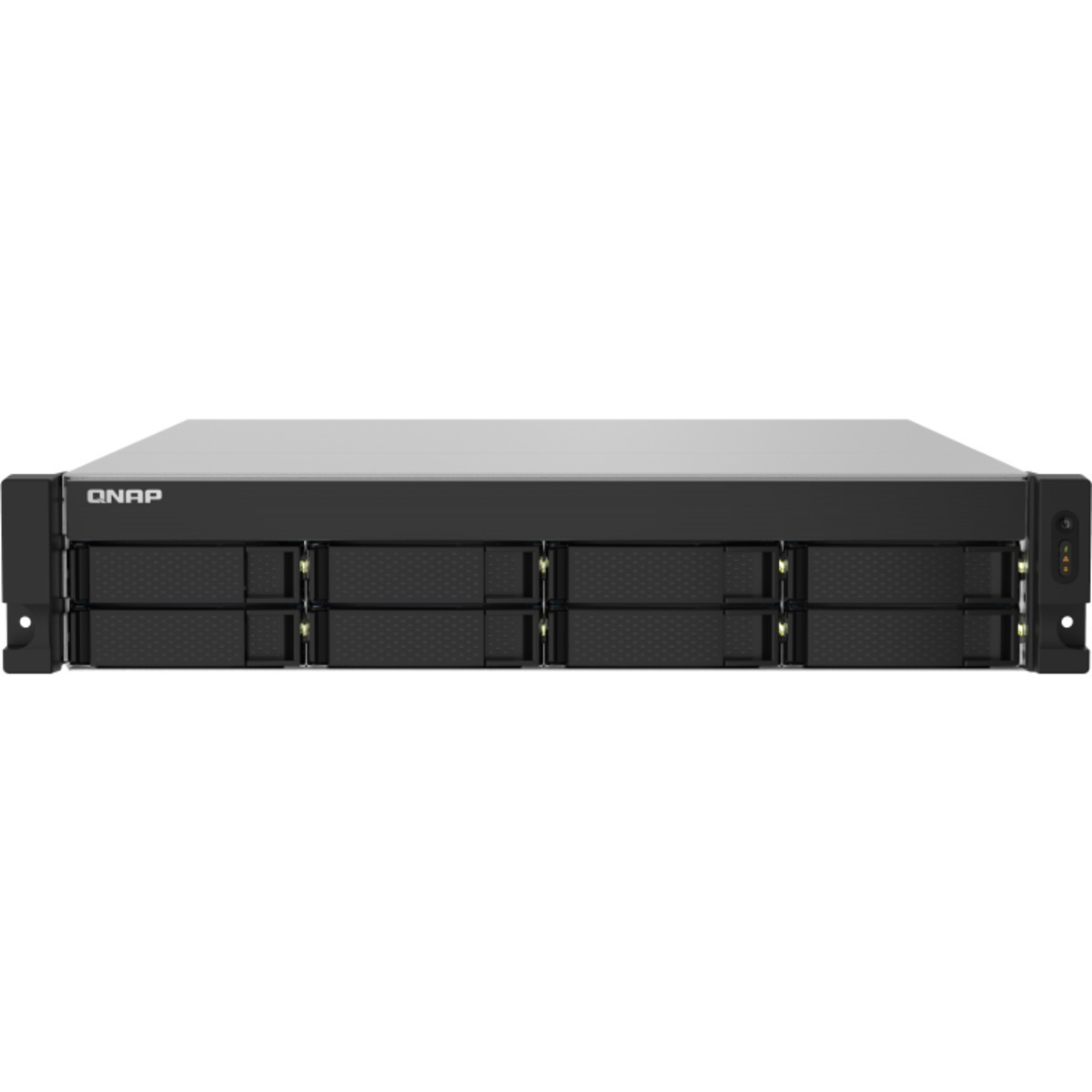 buy $3988 QNAP TS-832PXU 96tb RackMount NAS - Network Attached Storage Device 8x12000gb Seagate IronWolf ST12000VN0008 3.5 7200rpm SATA 6Gb/s HDD NAS Class Drives Installed - Burn-In Tested - nas headquarters buy network attached storage server device das new raid-5 free shipping usa holiday new year clearance sale TS-832PXU