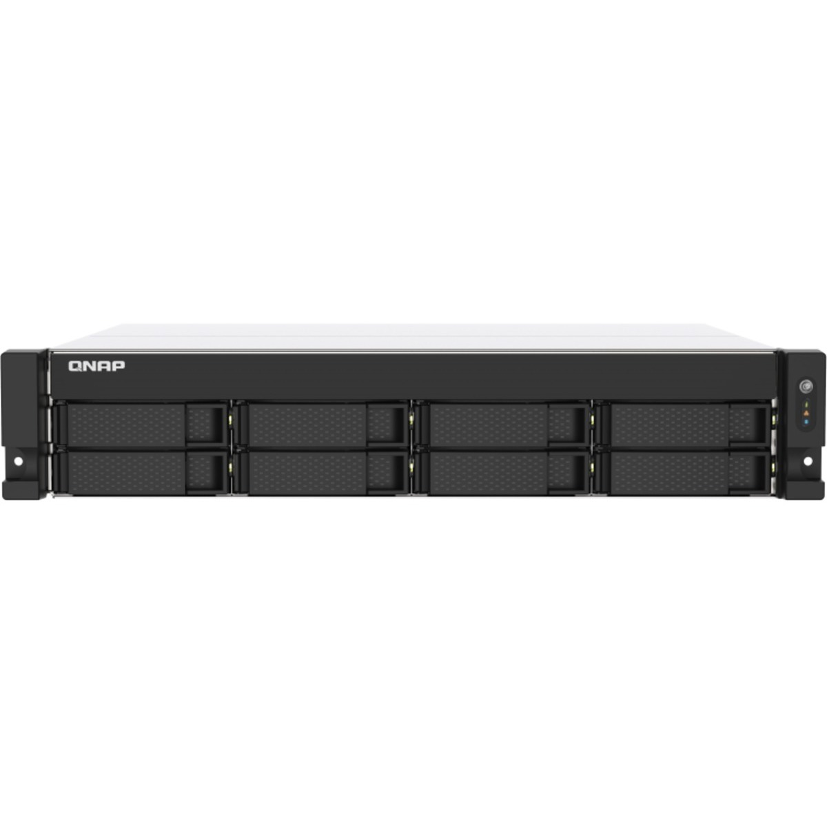 buy $6288 QNAP TS-853DU-RP 112tb RackMount NAS - Network Attached Storage Device 8x14000gb Western Digital Red Plus WD140EFFX 3.5 7200rpm SATA 6Gb/s HDD NAS Class Drives Installed - Burn-In Tested - FREE RAM UPGRADE - nas headquarters buy network attached storage server device das new raid-5 free shipping usa holiday new year clearance sale TS-853DU-RP